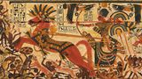 """Das Rad  Mit dem Rad kamen die Dinge ins Rollen. Der Kalauer muss erlaubt sein. Tatsächlich stimmt der Satz aber nicht: Ursprünglich wurde das System """"Rad + Achse"""" nicht für Wagen oder Karren sondern für Töpferscheiben verwendet - ab etwa um 3500 v. Chr.. Erst später wurde seine Bedeutung für Fahrzeuge entdeckt. Auch hier wurde schnell das Potenzial für kriegerische Zwecke erkannt. In Zentralasien wurden Karren und Räder und Pferdegeschirr zusammengefügt. Fertig war der Streitwagen. Kurze Zeit später hatte man damit ganz Europa unterworfen."""
