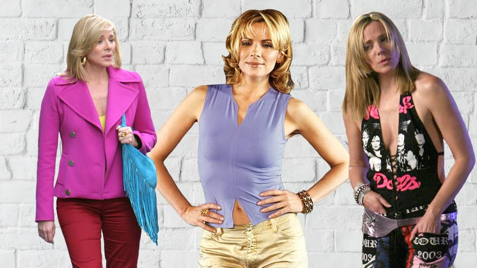 """Sex and the City"": Kim Cattrall als Samantha Jones"