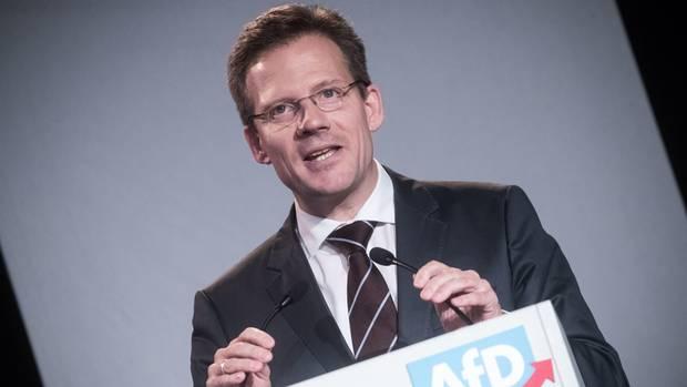 Martin Schiller, Mitglied des AfD-Landesvorstands in Nordrhein-Westfalen