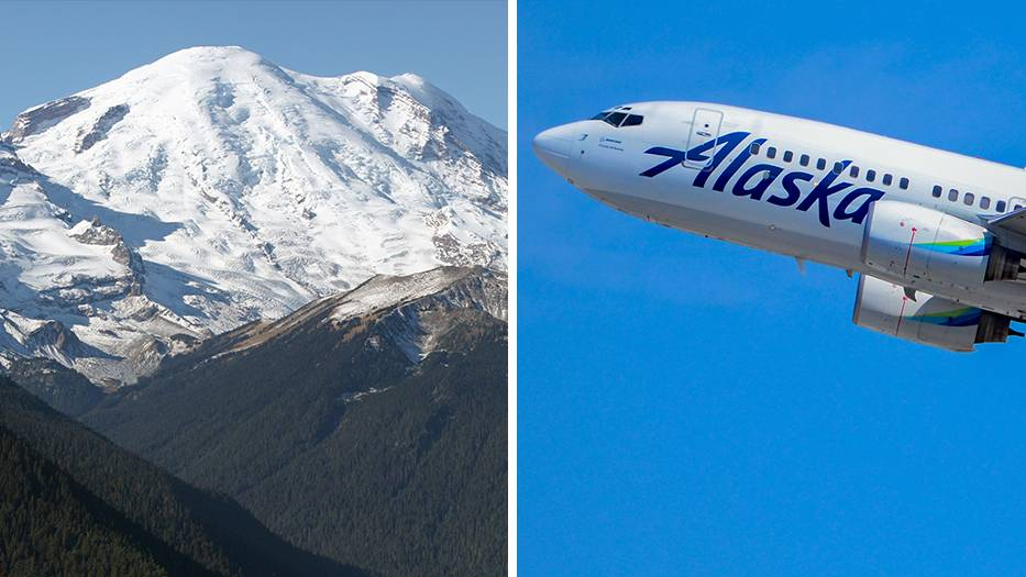 Alaska Airlines: Pilot nimmt Fluggäste auf ungeplanten Rundflug mit
