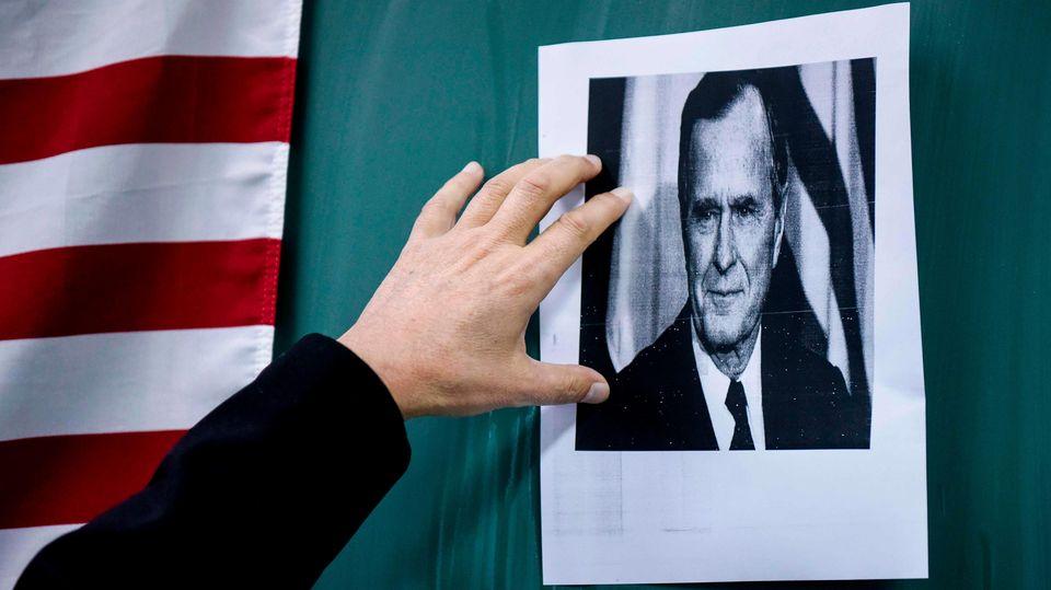 Trauerfeier für George H.W. Bush