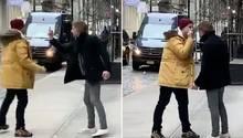"""""""The most intense fight"""": Millionen Menschen lachen über episches Mittelfinger-Duell – das steckt dahinter"""