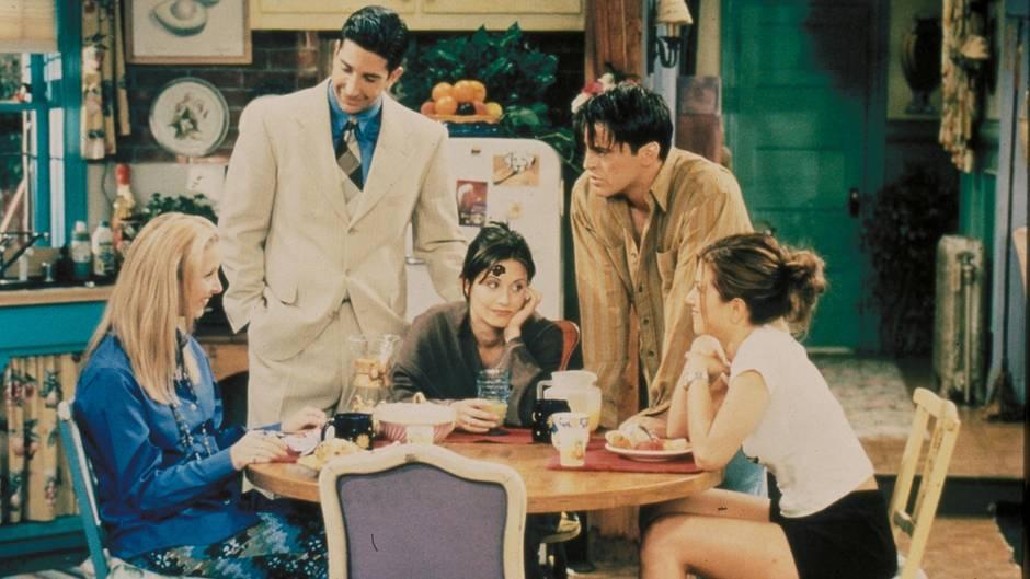 """""""Friends"""" ist eine der beliebtesten Serien bei Netflix"""