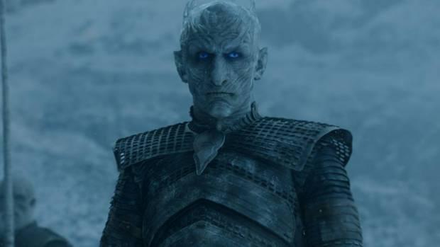 """Den Nachtkönig in """"Game of Thrones"""" erweckt Vladimir Furdik zum Leben"""