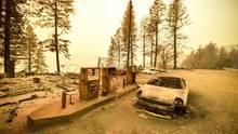 Kalifornien: Tausende Einwohner kehren nach Waldbränden zurück nach Paradise