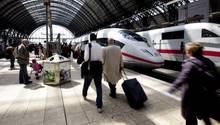 Deutsche Bahn Frankfurt