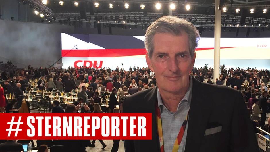 Nach Merkels Abschiedsrede: CDU-Vorsitz: stern-Reporter analysiert – was Sie kurz vor der Abstimmung wissen müssen