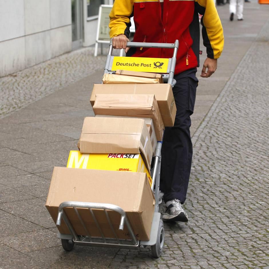 Status einsehen: Sendungsverfolgung für DHL, Hermes, GLS, DPD und UPS - wann kommt Ihr Paket?