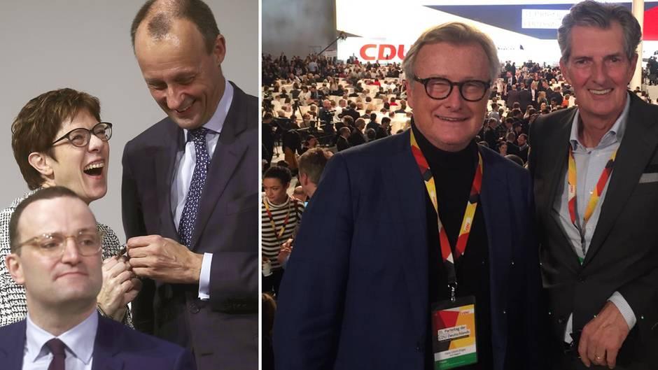 CDU-Vorsitz: Jörges und Petzold analysieren: Wie Merz seinen Vorsprung verspielte und AKK mit ihrer Rede überzeugte