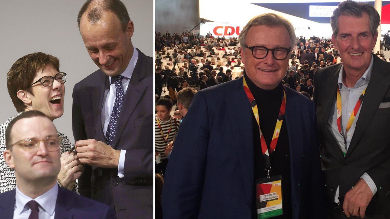 Parteitag in Hamburg: Jörges und Petzold analysieren: Wie Merz seinen Vorsprung verspielte und AKK mit ihrer Rede überzeugte
