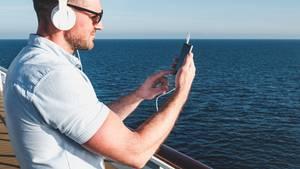 Explodierende Handykosten: Mobilfunk auf hoher See kann teuer werden
