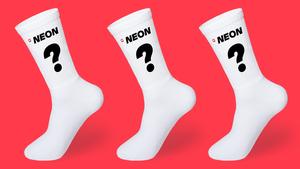 NEON-Socken