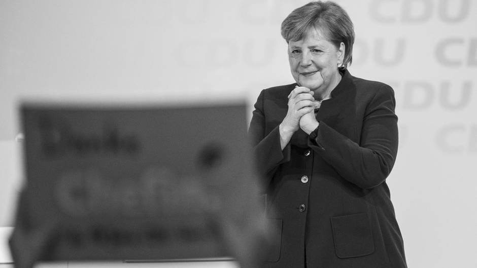 Nach 18 Jahren Parteivorsitz: So emotional war Merkels Abgang als CDU-Chefin – sogar mit kitschigem Abschiedsvideo