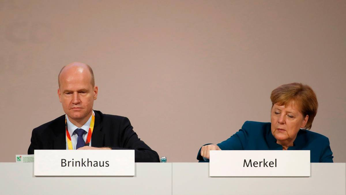 Noticias: El partido CDU apoya el pacto de migración de la ONU | STERN.de