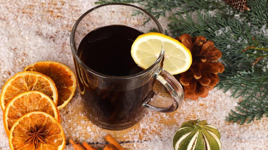 Glühwein Grog Und Punsch Weihnachtsgetränke Im Kaloriencheck