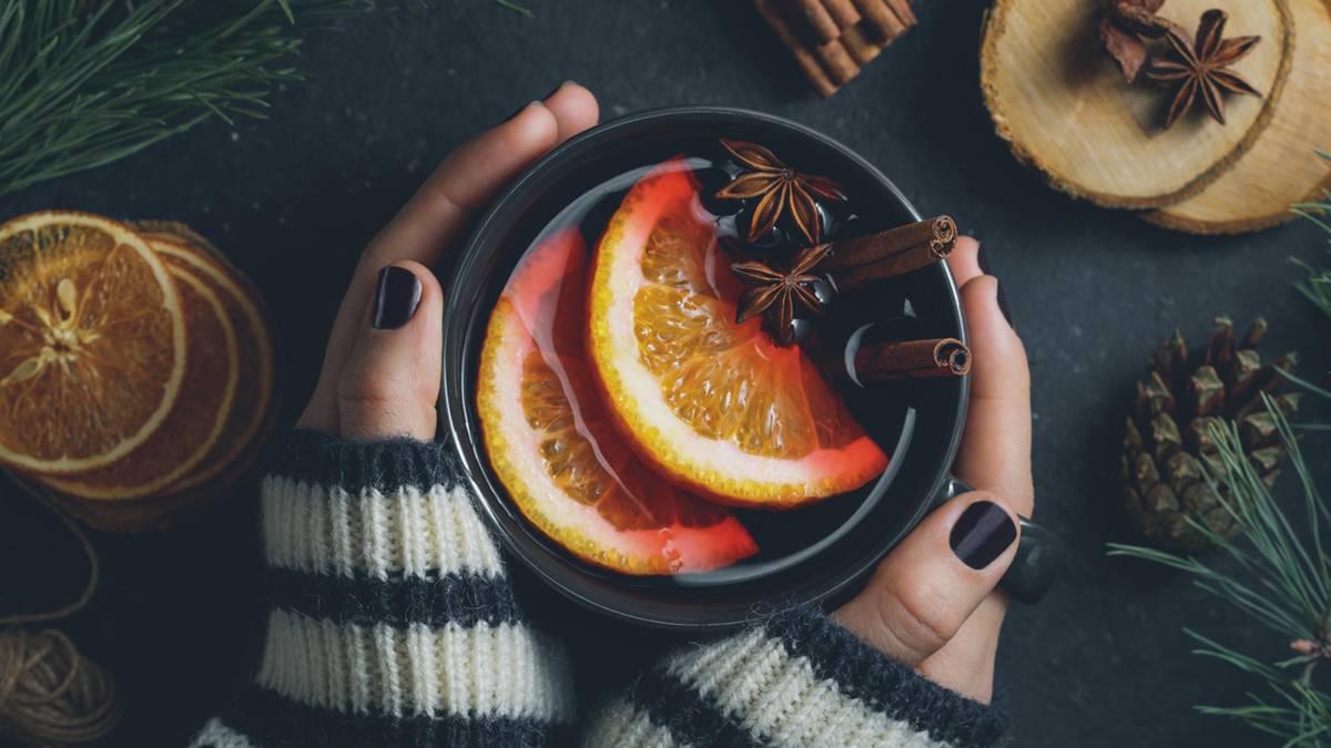 glühwein kcal