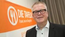 Der Chef des Bundesverbandes der Tafeln, Jochen Brühl