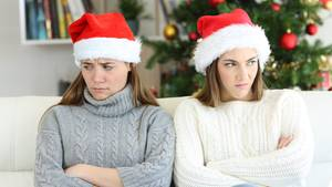 Streit an Weihnachten