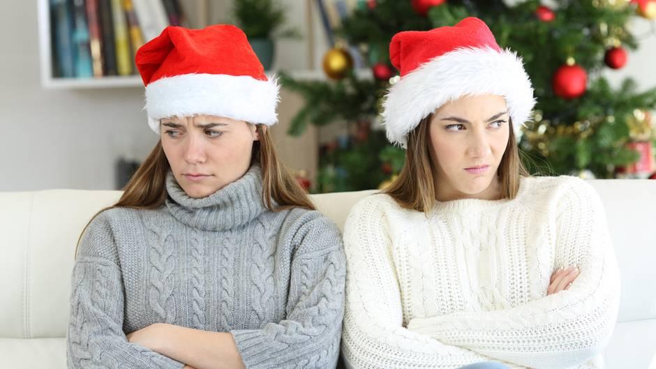 Der Weihnachten.Friedliche Weihnachten So übersteht Ihr Das Fest Mit Der Familie Neon