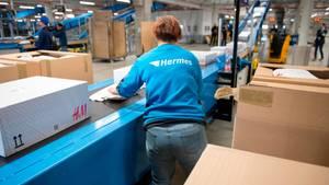 Warum Ihre Pakete von Hermes und DPD nun teurer werden