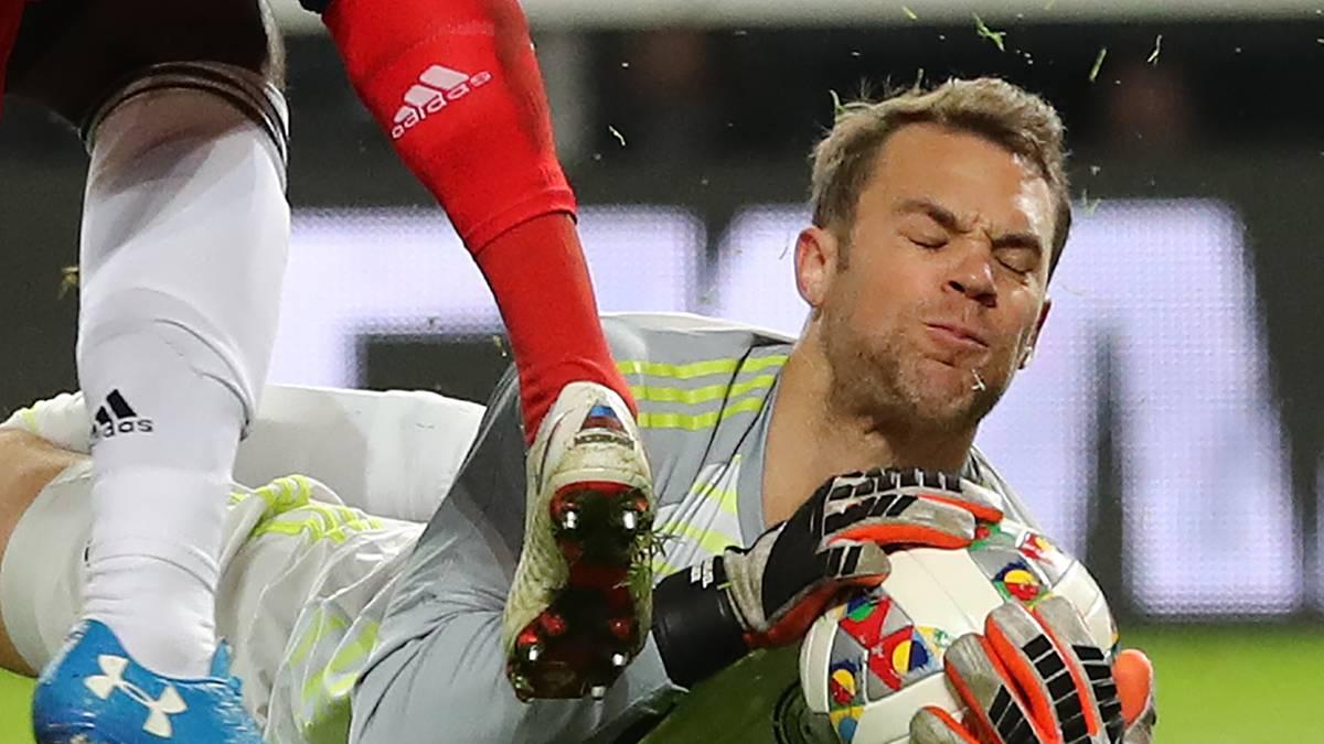"""Sport kompakt: Löw gibt Manuel Neuer Jobgarantie: """"Bis zur EM 2020 die Nummer eins"""""""