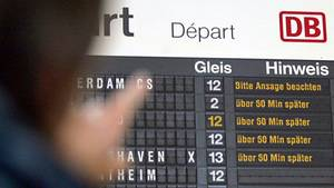 Deutsche Bahn: Wann konkret gestreikt wird