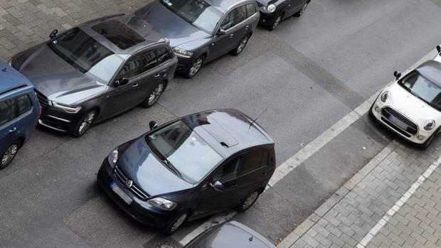 nachrichten deutschland - parklücke