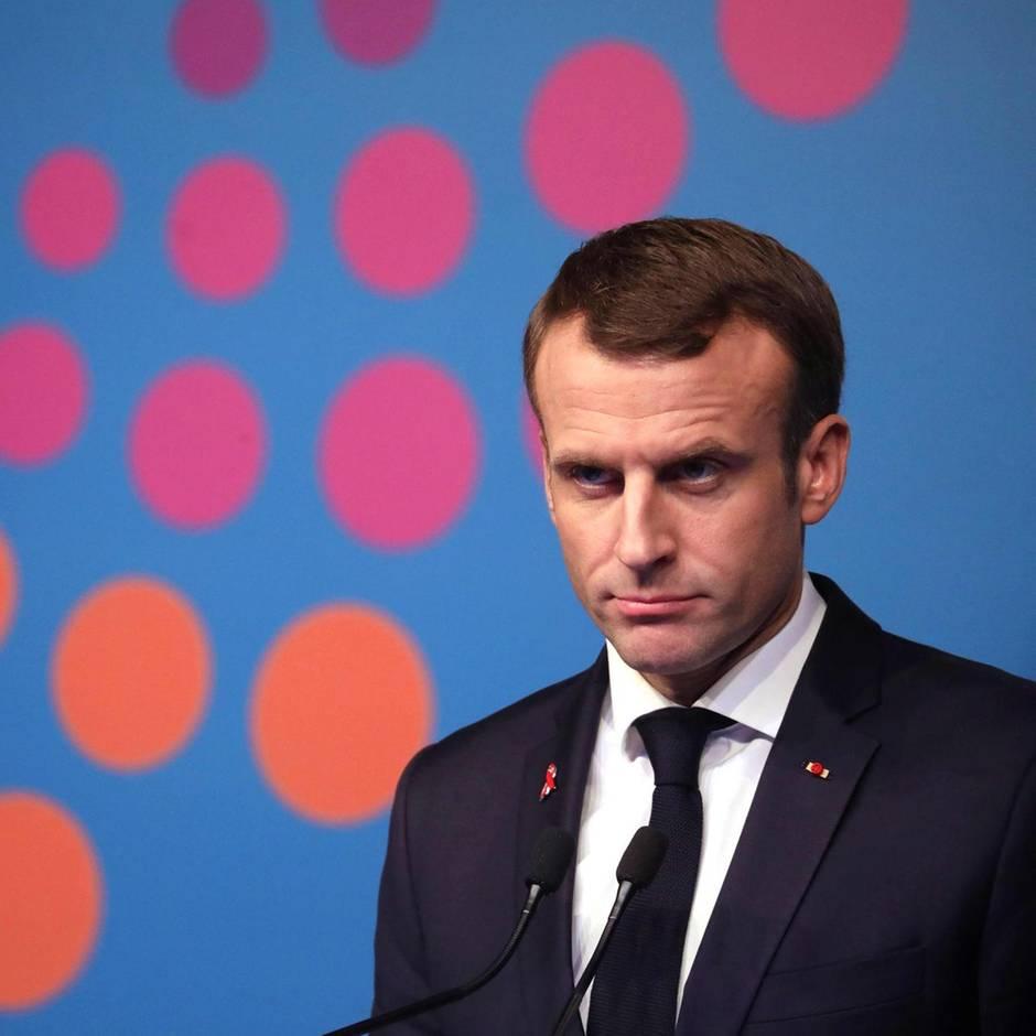 """News des Tages: """"Gelbwesten""""-Proteste: Französischer Präsident Macron hält Montagabend Rede an die Nation"""