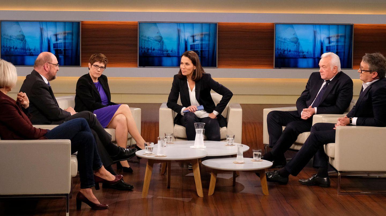 """Teilnehmer der Sendung """"Anne Will"""" am 9.12.2018"""