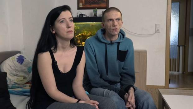 Annika Strätz und Jens Jahn leben unter anderem von Hartz IV. Sie finden das System, wie es aktuell ist, ungerecht.