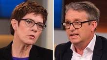 Der Journalist Gabor Steingart traut der CDU-Vorsitzenden Annegret Kramp-Karrenbauer nicht viel zu