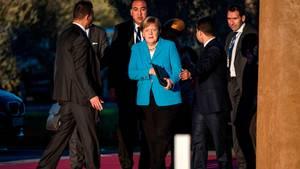 """Angela Merkel in Marrakesch: """"Ängste werden von Gegnern benutzt"""""""