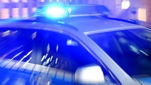 Der Polizei-Einsatz spielte sich in der thüringischen Stadt Rosa ab (Symbolbild)