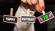 Menschenrechte 70 Jahre Geburtstag