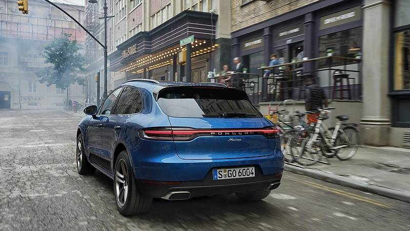 Fahrbericht: Porsche Macan S: SUV mit Sportler-Genen