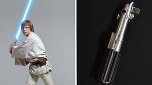Star Wars Luke Skywalker Laserschwert Aukiton