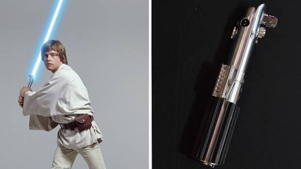 Star Wars Luke Skywalker Laserschwert Aukiton