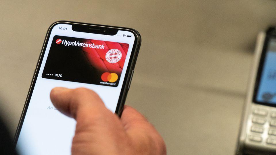 Langfristig soll diese App das Portemonnaie ersetzen