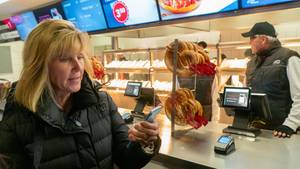 Apple Pay Chefin Jennifer Bailey