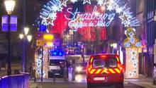 Anschlag in Straßburg - Was über den mutmaßlichen Täter bisher bekannt ist
