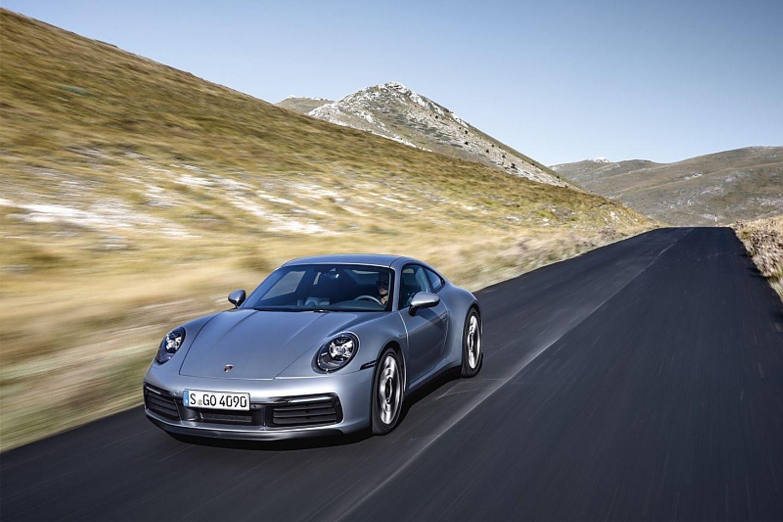 Porsche 911 Baureihe 992