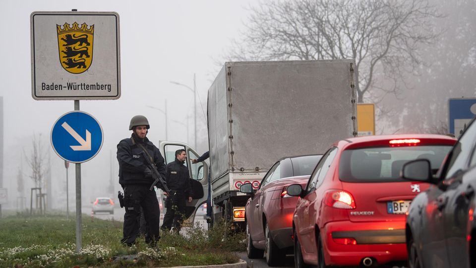 Strengere Kontrollen an deutsch-französischer Grenze nach Anschlag