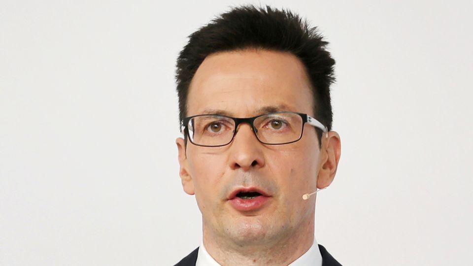 Bernhard Günther, Finanzvorstand des Ökostrom-Konzerns Innogy.