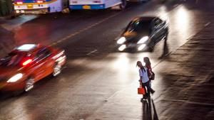 Eine Versicherung für den Verkehrsrechtschutz hilft auch bei Unfällen im Ausland.