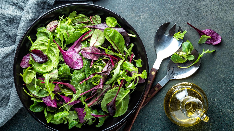 Mit diesen Ticks schmeckt der Salat endlich auch Zuhause