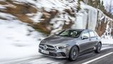 Mercedes A 250 4matic - 250 km/h schnell
