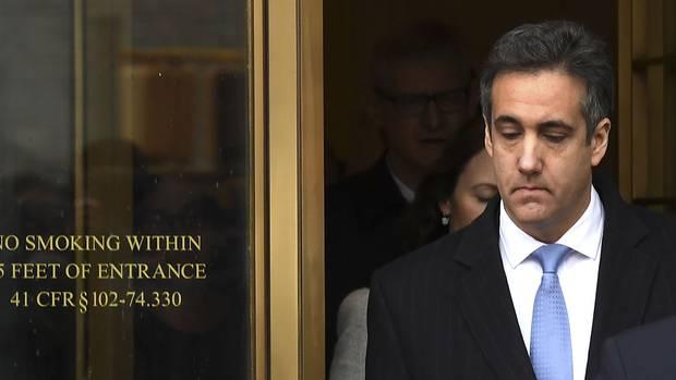 """Haftstrafe für Ex-Anwalt: Michael Cohen und der Preis seiner """"blinden Loyalität"""" für Donald Trump"""
