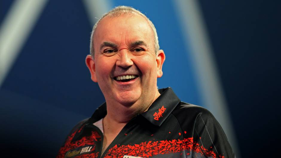 darts-wm 2019 - phil taylor zu wm-chancen