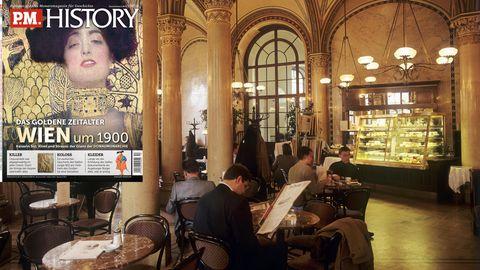 Wien um 1900: Im Café Größenwahn zelebrierten sich die Künstler – bis die Nazis kamen