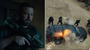"Ben Affleck im neuen Netflix Film ""Triple Frontier"""
